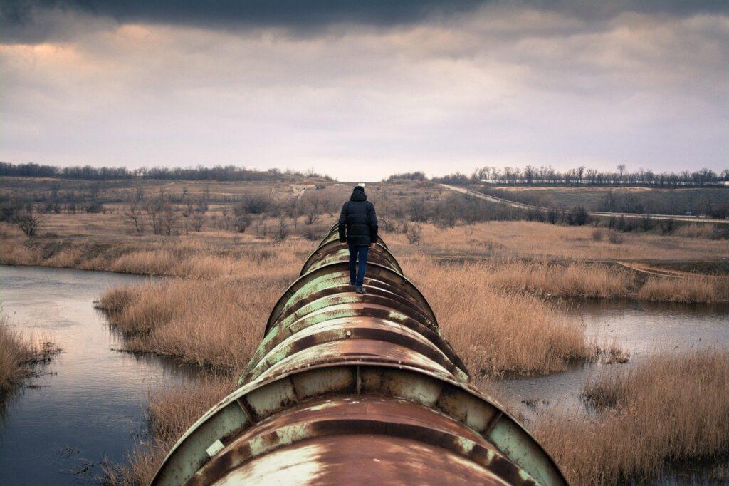 person, walking, pipeline-731319.jpg